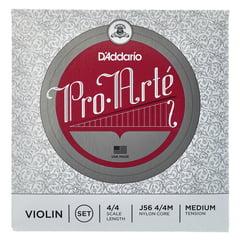 Daddario J56 4/4M Pro Arte Violin Str.