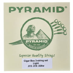 Pyramid Cigar Box 3 Light