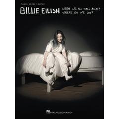 Hal Leonard Billie Eilish When We All Fall