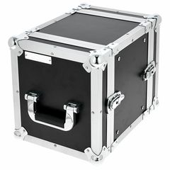 Flyht Pro Stage Rack 1/2 6U Double Door