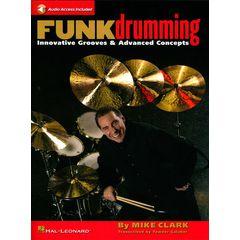 Hal Leonard Funk Drumming