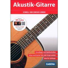 Cascha Verlag Akustikgitarre Schnell