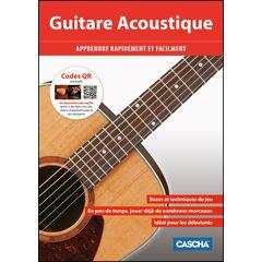 Cascha Verlag Guitare Acoustique Apprendre