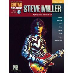 Hal Leonard Guitar Play-Along Steve Miller