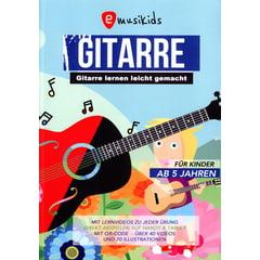 Emusika Gitarre lernen leicht gemacht