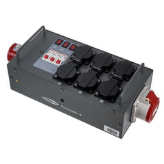 Showtec Split Power 16