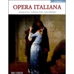 Ricordi Opera Italiana Soprano