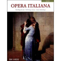 Ricordi Opera Italiana Bass