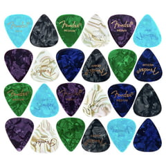 Fender Premium Cell Mix Pick Set 24