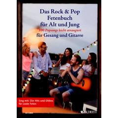 Schott Rock & Pop Fetenbuch Gitarre