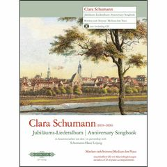 Edition Peters Clara Schumann Jubiläum Medium