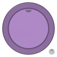 """Remo 22"""" P3 Colortone Batter Purple"""