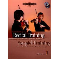 Edition Peters Vorspiel-Training Violin Vol.1