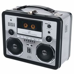 Aquarius Boombox Gen 2 Model Lunchbox
