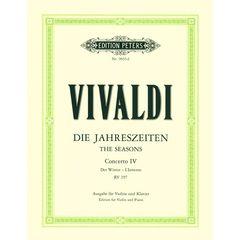 Edition Peters Vivaldi Concert f-Moll Winter