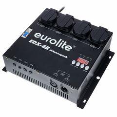 Eurolite EDX-4R DMX RDM Dimmerpack