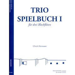 Heinrichshofen's Verlag Trio-Spielbuch 1 Blockflöte