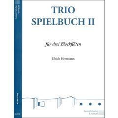 Heinrichshofen's Verlag Trio-Spielbuch 2 Blockflöte