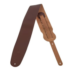"Levys Leather Strap 3,5"" BRN"