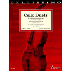Schott Cello Duets