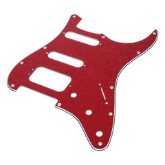 dAndrea ST-Pickguard HSS Red Sparkle