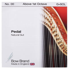 Bow Brand Pedal Natural Gut G No.00