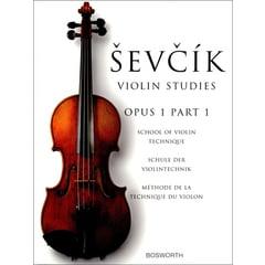 Bosworth Sevcik Violin Studies op.1 /1
