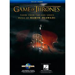 Hal Leonard Game Of Thrones Cello