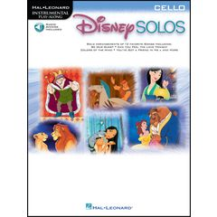 Hal Leonard Disney Solos Cello
