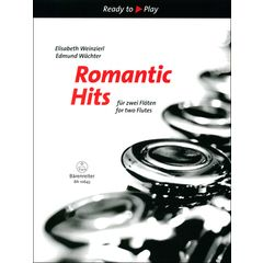 Bärenreiter Romantic Hits For Two Flutes