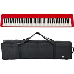 Casio PX-S1000 RD Softcase Bundle