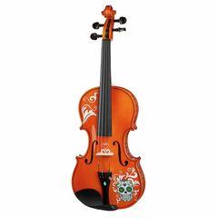 Rozanna`s Violins Mariachi Sugar Skull Violin N