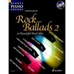 Schott Rock Ballads 2 Piano