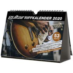 PPV Medien Guitar Riffkalender 2020