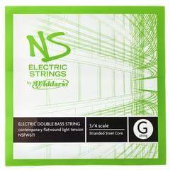 Daddario NSFW611 Electric Bass Str. G