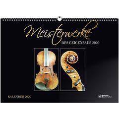 Edition Bochinsky Meisterwerke Geigenbau 2020