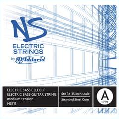 Daddario NS713 Electric Bass/Cello A