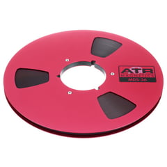 ATR Magnetics MDS-36 1/4'' NAB Metal Reel