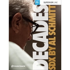 Toontrack SDX Decades by Al Schmitt
