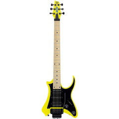 Traveler Guitar V88S-Vaibrant Standard Yellow