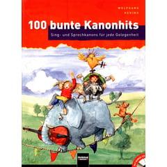 Helbling Verlag 100 bunte Kanonhits