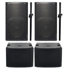 dB Technologies Unica 15 Set
