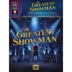 Hal Leonard The Greatest Showman Choir