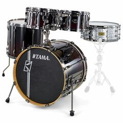 Tama Superstar H.Maple+Snare DMF