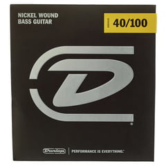 Dunlop Bass Nickel Wound - DBN40100