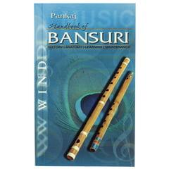 Pankaj Publications Handbook of Bansuri