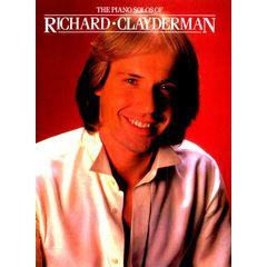Music Sales Piano Solos Richard Clayderman