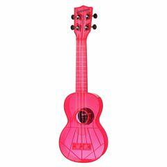 Kala Waterman Soprano Ukulele Pink