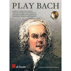 De Haske Play Bach Clarinet