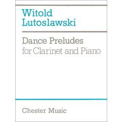 Chester Music Lutoslawski Dance Preludes